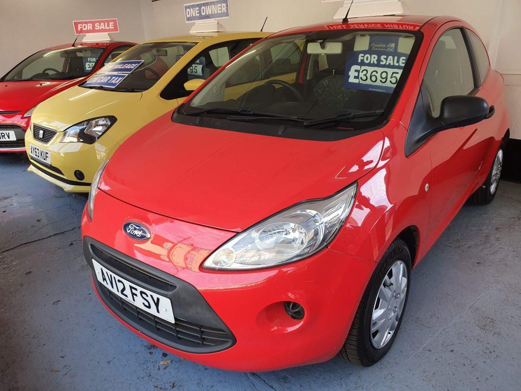 Ford KA 1.3 £3695
