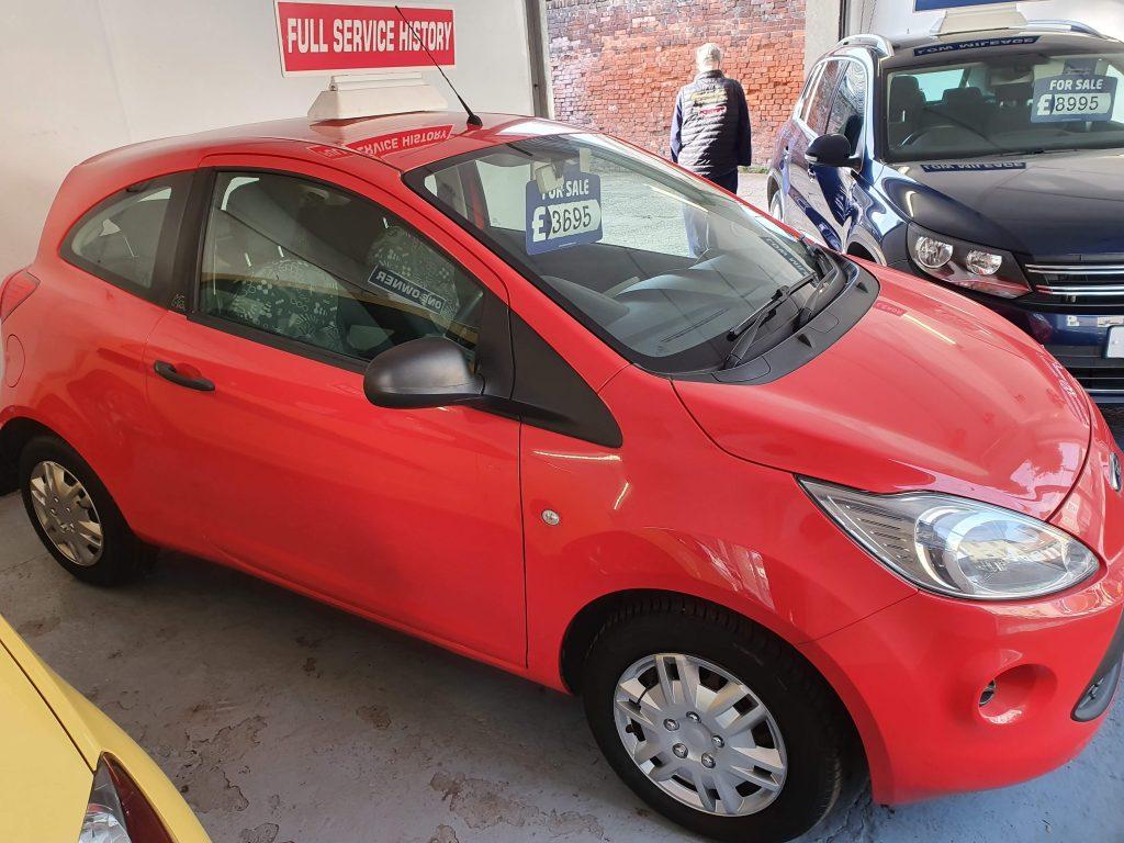 Ford KA 1.3 2012 £3695